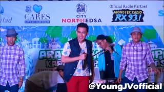 PhilYEN Ambassador Young JV performs LIVE - Fine China (Cover Song) & Your Name