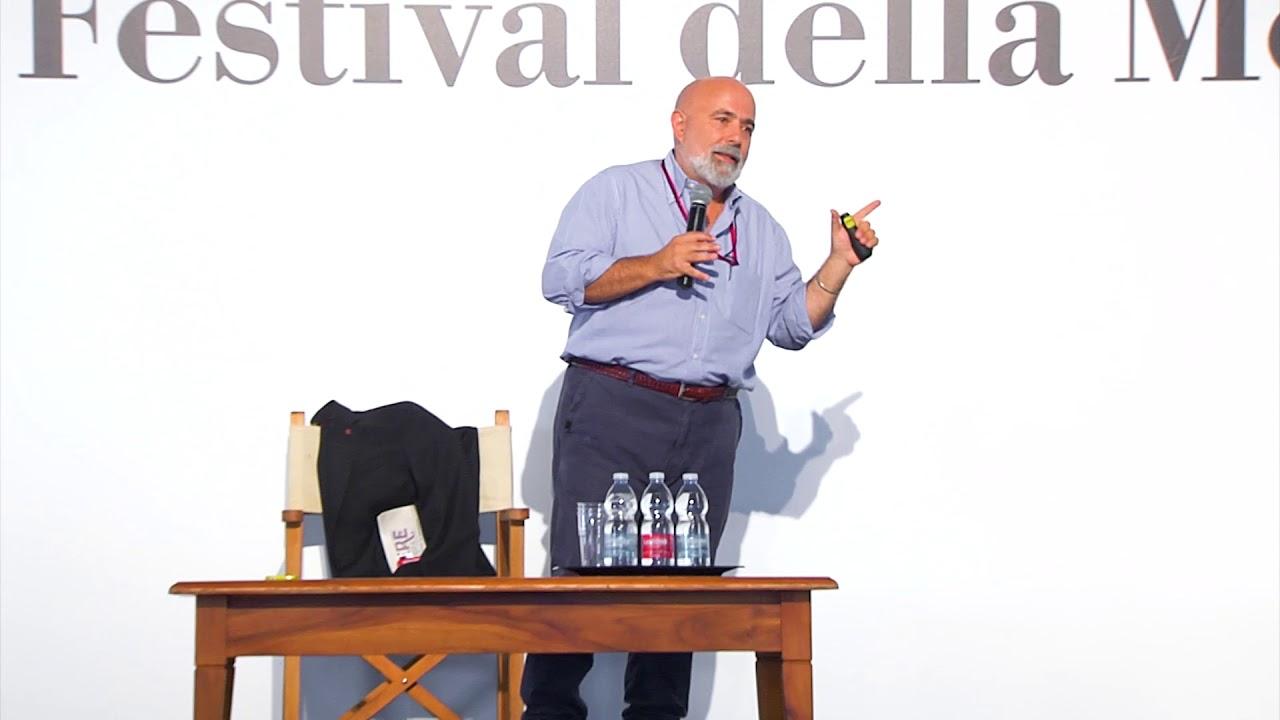 Festival della Mente 2017 - Giorgio Manzi