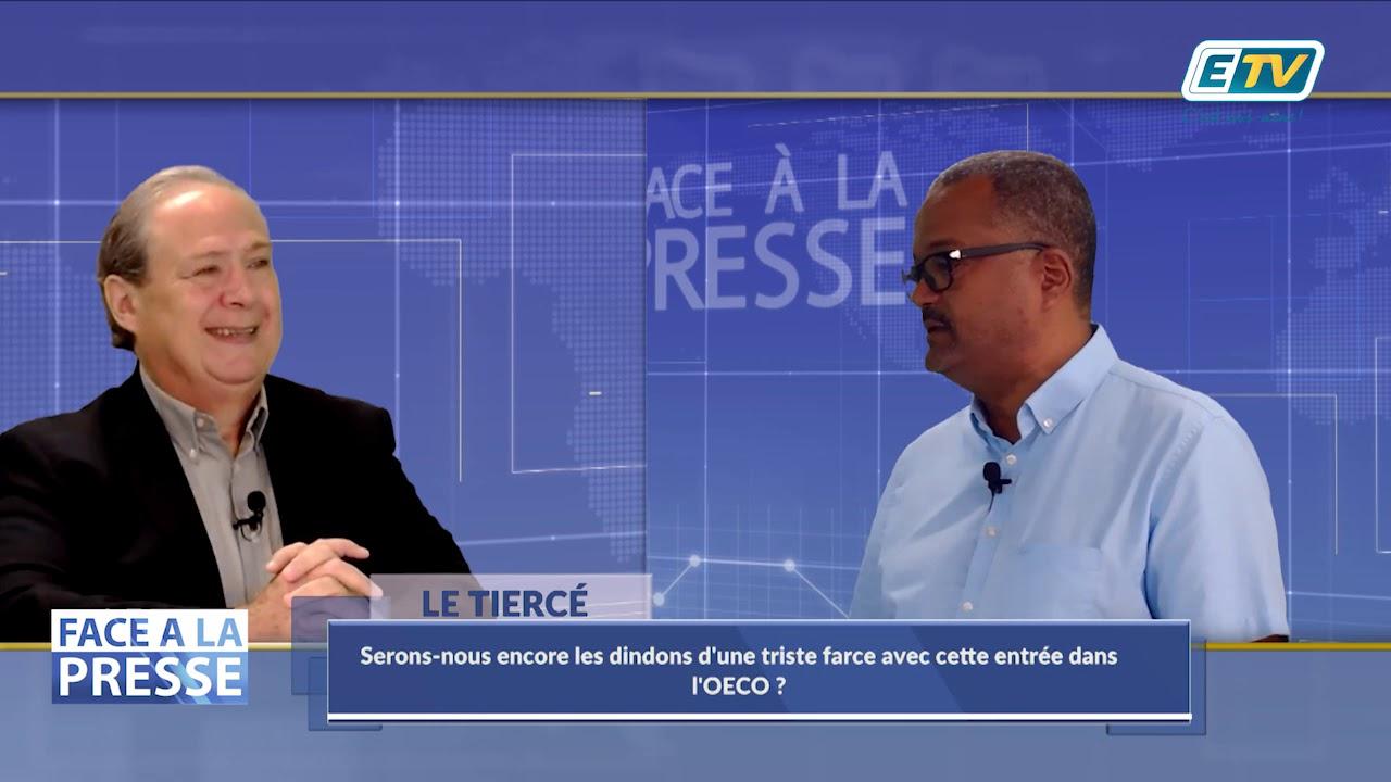 FACE A LA PRESSE avec Eric JALTON Partie 2