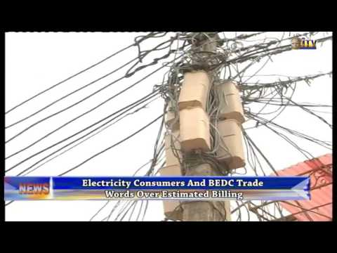 Electricity consumers and BEDC trade words over estimated billing
