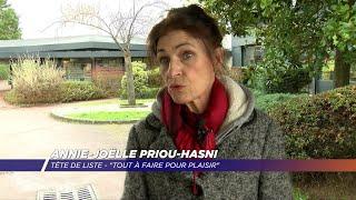 Yvelines | Lancement de campagne pour Annie-Joëlle Priou-Hasni à Plaisir