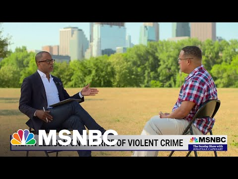 MN Attorney General Keith Ellison On The Violent Crime Sweeping The U.S.