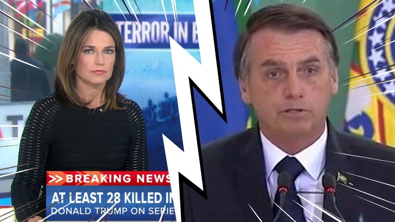 Veja o que disse Jornal Americano sobre Bolsonaro revelar Caixa preta do BNDES