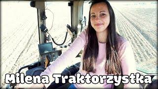 Uprawa z Mileną 2018 ☆ [Vlog #45] ☆ Dziewczyny Na Traktory ㋡