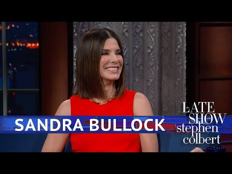 See Why Sandra Bullock Thinks Everyone Should Wait Tables For A Year!