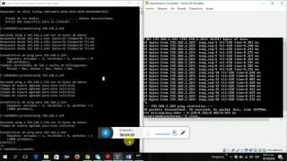 Configuración de firewall iptables en Ubuntu Server