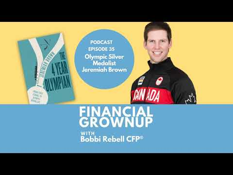 How to fund your Olympic dreams with Silver Medalist Jeremiah Brown