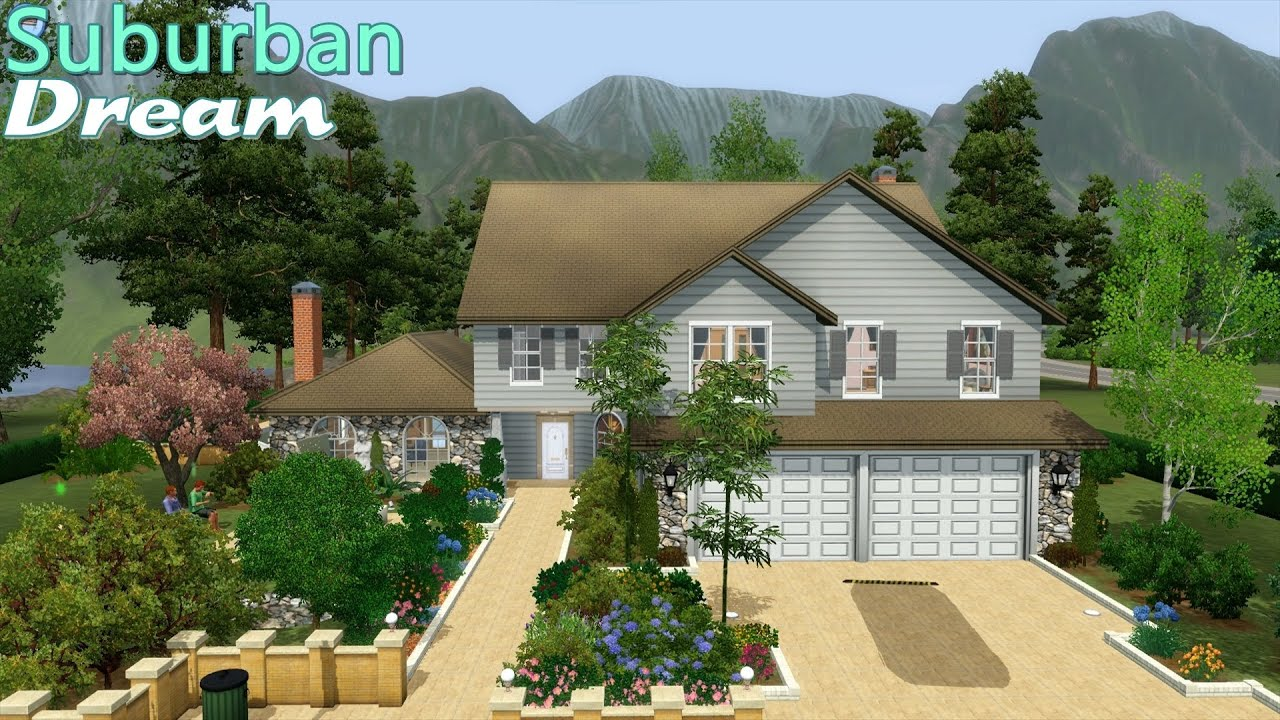 how to move house sims 3