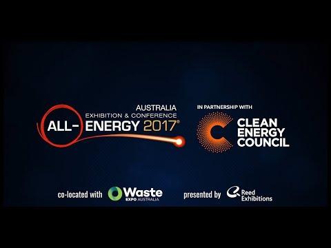 All-Energy Australia 2017 Highlights