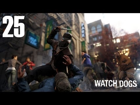 Watch Dogs Walkthrough- [PC] - Part 25 - Perfect Ambush