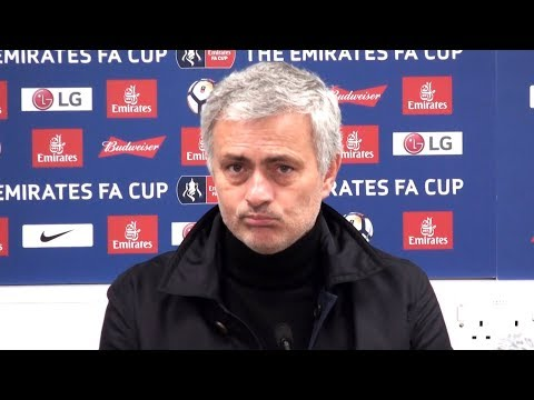 Huddersfield 0-2 Manchester United - Jose Mourinho Full Post Match Press Conference - Embargo Extras