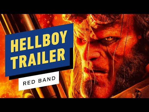 Hellboy – Official Red Band Trailer #2 (2019) David Harbour, Milla Jovovich