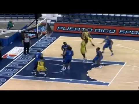 Centro Basket Masculino 2012 Islas Virgenes 73 vs Republica Dominicana 78