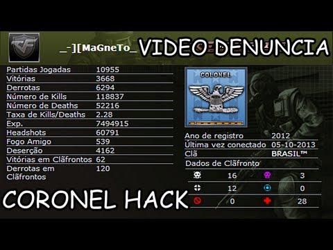 Crossfire AL - General De Brigada Do Clan Brasil™ De Hack
