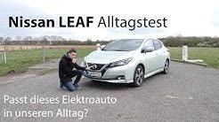 2019 Nissan LEAF (40 kWh) Alltagstest / Würden wir dieses Elektroauto kaufen? - Autophorie