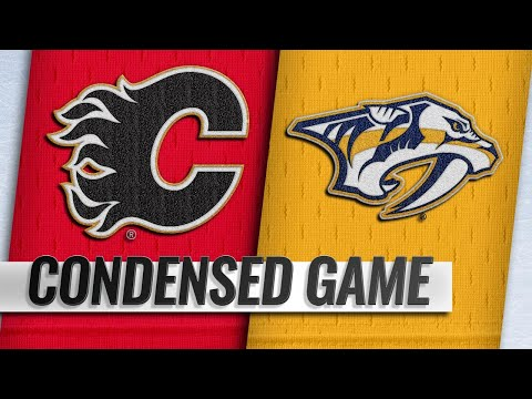 10/09/18 Condensed Game: Flames @ Predators