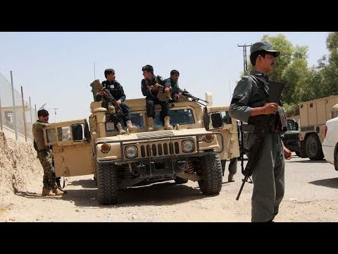 Taliban 'captures areas in Afghanistan's eastern Paktia province'