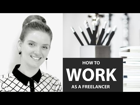 My Tips: Daily Freelance Work Routine