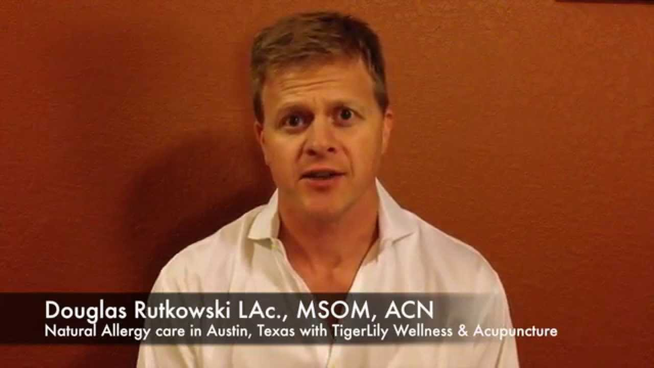 Allergies in Austin, TX - TigerLily Wellness & Acupunture