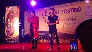 """Ca Sĩ Chu Bin gặp """"cao thủ"""" tại TP Bắc Giang vs bản hít Giả Vờ Thương Anh Có Được Không"""