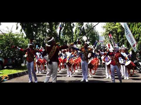 UPACARA PENERIMAAN PESERTA LATSITARDANUS XXXIX - 2019 DI KABUPATEN JEMBER JAWA TIMUR