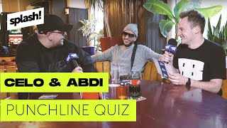 Celo & Abdi im Revanche-Punchline Quiz