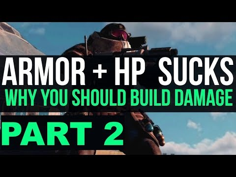 The Division 2 Health And Armor Is Useless #2: Don't Ruin Your Builds!