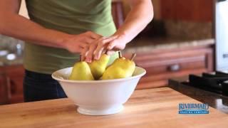 How to ripen tнe perfect pear