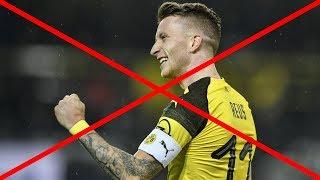 Dieses VERB0T bekommen alle BVB-Spieler..