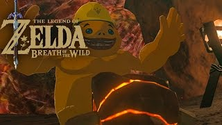 The Legend of Zelda : Breath of the Wild - Sanctuaire de Keha