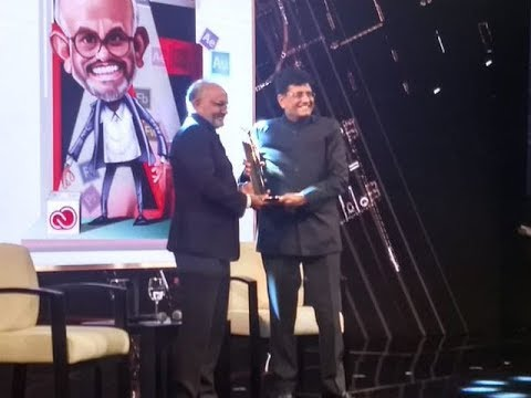 Adobe CEO Shantanu Narayen is the 'Global Indian of the Year' | ET Awards 2018
