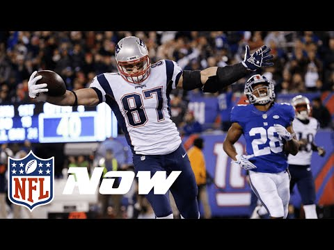 Are NFL Referees Targeting Gronk? | NFL Now