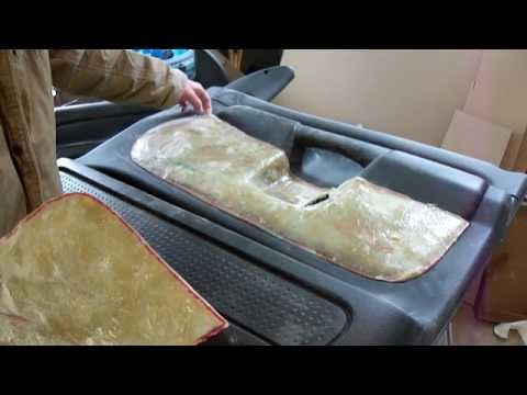 Dodge Ram Fiberglass Door Build Mold Making Build Log 1