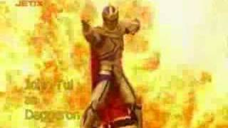 Power Rangers: Mystic Force Opening
