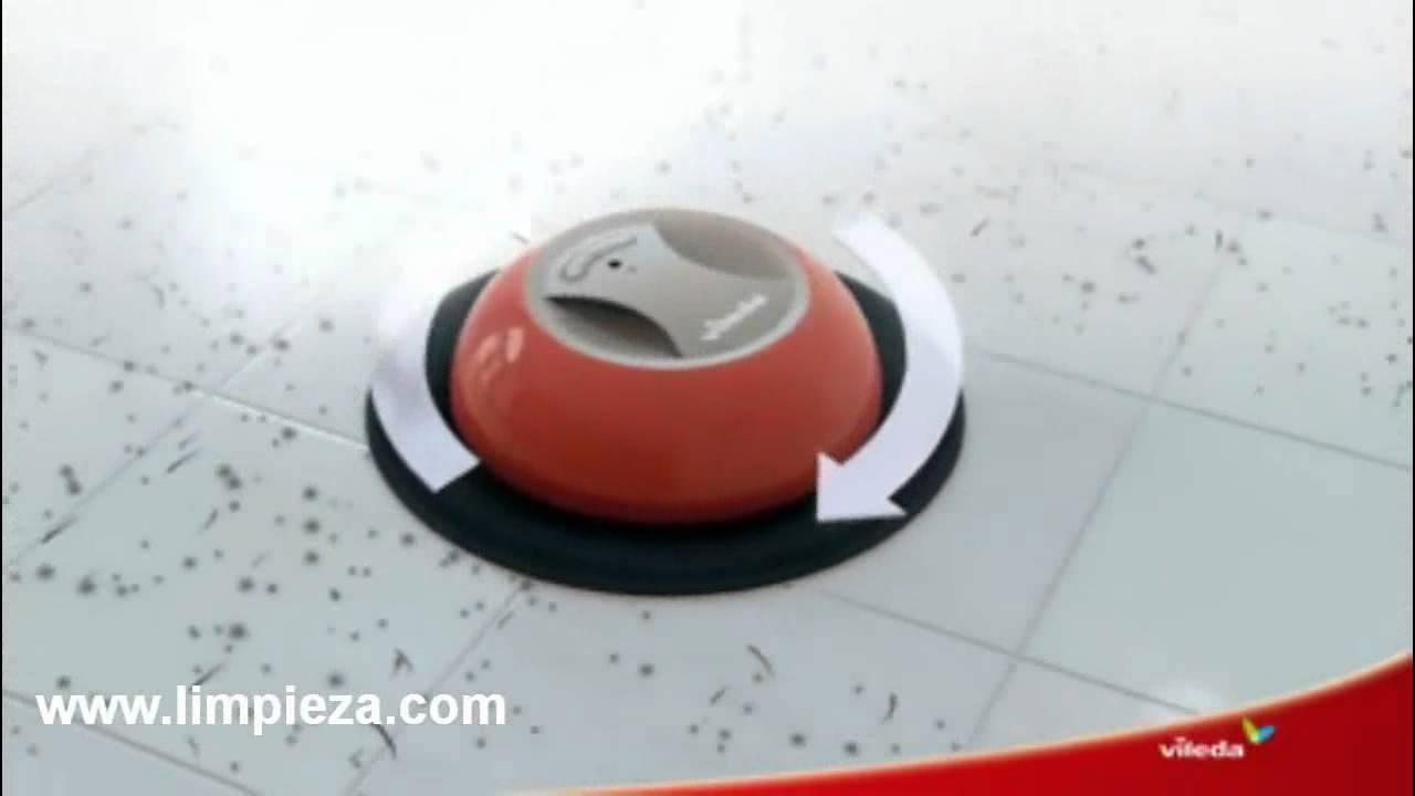 Limpieza com virobi robot de limpieza de vileda youtube - Robot de limpieza vileda ...