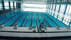Indoor Pool - Hallenbad Buchholz Sports Centre (Uster, Switzerland)