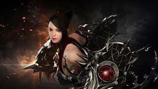 LOST ARK Infighter Skills Gameplay Trailer - 로스트아크 클래스 소개 인파이터