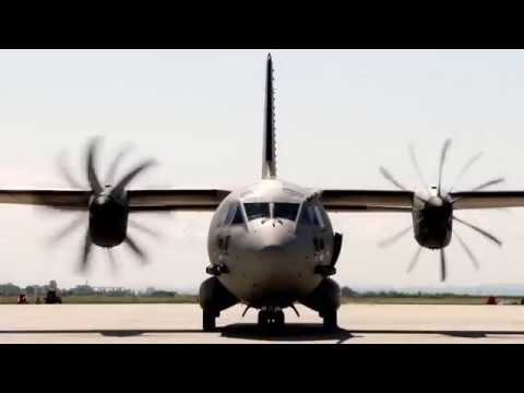 Leonardo Aircraft C-27J Spartan