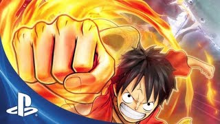 One Piece: Pirate Warriors 2 Trailer