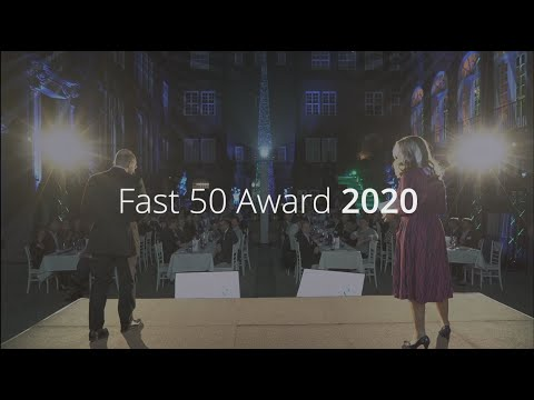 Technology Fast 50 Award 2020   Apply now