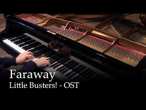 Faraway - Little Busters! OST - [Piano]