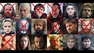 Game of Thrones Season Eight Predictions with The Dom and Calluna