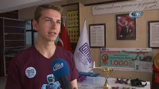 Eskişehir'li gençler Dünya 2'incisi oldu