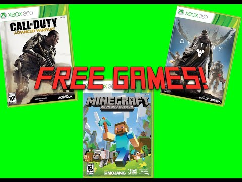 how to download free xbox 360 games to usb