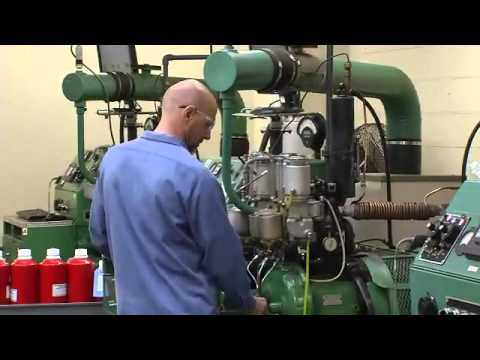 "Backyard: ""Southwest Research Institute -Fuel Tests"