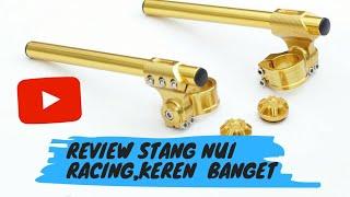 Download Video Unboxing stang NUI Racing di ninja MP3 3GP MP4