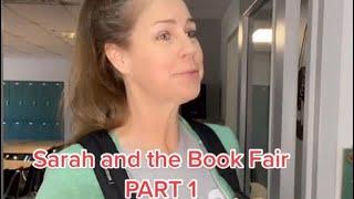 Sarah and the Book Fair PART 1 pam_a_cake #shorts