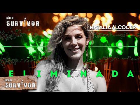 Natalia Alcocer fue derrotada por dos compañeros fuertes en Survivor. | Survivor México 2021