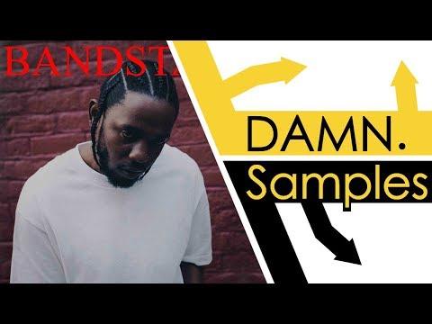 Every Sample On Kendrick Lamar S Damn смотреть видео, скачать на ...