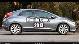 [Тест-драйв] Выбери меня - Honda Civic 5d vs Civic 4d - 2013